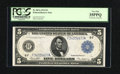 Fr. 867a $5 1914 Federal Reserve Note PCGS Very Fine 35PPQ