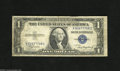 Error Notes:Inverted Reverses, Fr. 1608 $1 1935A Silver Certificate Invert Error. Very Fine. Thisrare invert error exhibits some light soiling on the bac...