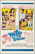 "Movie Posters:Comedy, Wild on the Beach & Other Lot (20th Century Fox, 1965). One Sheets (2) (27"" X 41""). Comedy.. ... (Total: 2 Items)"