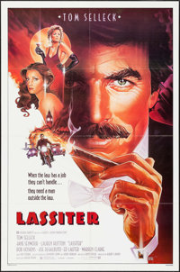"""Lassiter & Other Lot (Warner Brothers, 1984). One Sheets (2) (27"""" X 41""""). Crime. ... (Total: 2 Items)"""