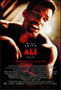 "Movie Posters:Sports, Ali (Columbia, 2001). One Sheets (26.75"" X 39.75"") DS Advance. Sports.. ..."