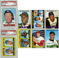 Baseball Cards:Sets, 1967 Topps Baseball Complete Set (609). Offered is a 1967 Topps Complete set in solid middle grade. Rookie cards of Tom Seav...