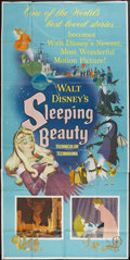 "Movie Posters:Animated, Sleeping Beauty (Buena Vista, 1959). Three Sheet (41"" X 81"").Animated...."