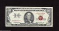 Small Size:Legal Tender Notes, Fr. 1551 $100 1966A Legal Tender Note. Extremely Fine-About Uncirculated. This note is very choice for the grade as it is v...