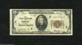 Fr. 1870-E $20 1929 Federal Reserve Bank Note. Fine-Very Fine. This is a decent Brown Seal off the Richmond district