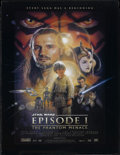 "Movie Posters:Science Fiction, Star Wars: Episode I - The Phantom Menace (20th Century Fox, 1999).One Sheet (27"" X 40"") SS Style B. Science Fiction...."