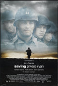 "Movie Posters:War, Saving Private Ryan (Paramount, 1998). One Sheet (27"" X 40"") DS. War...."