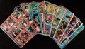 Non-Sport Cards:Sets, 1970's - 1980's Non-Sports Sets (11) - Popular Television Shows. ...