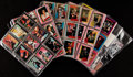 Non-Sport Cards:Sets, 1979 - 1980's Non-Sports Complete Sets (8) - Music, Music,Music!...