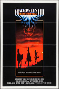 """Halloween III (Universal, 1982). One Sheets (2) Identical (27"""" X 41""""). Horror. ... (Total: 2 Items)"""