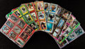 Non-Sport Cards:Sets, 1970's - 1980's Topps Non-Sport Sets Collection (9) - Movies!...