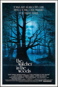 """Movie Posters:Thriller, The Watcher in the Woods (Buena Vista, 1980). One Sheets (4) Identical (27"""" X 41"""") David Negron Artwork. Thriller.. ... (Total: 4 Items)"""