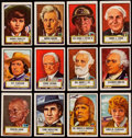Non-Sport Cards:Lots, 1952 Topps Look N See Partial Set (57/135). ...