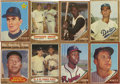 Baseball Cards:Lots, 1962 Topps Baseball Group Lot of 386. Offered is a 1962 Toppscollection of 386 cards. This collection includes stars, minor...