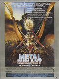 "Movie Posters:Animated, Heavy Metal (Columbia, 1981). French Grande (45.5"" X 62""). Animated...."