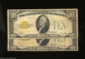 Small Size:Gold Certificates, Fr. 2400 $10 1928 Gold Certificates. Two Examples. Good, VG. It was illegal to possess Gold Certificates from 1933 to 1964.... (2 notes)