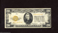Small Size:Gold Certificates, Fr. 2402 $20 1928 Gold Certificate. Fine. Evenly circulated example that still retains some crispness....