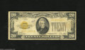 Small Size:Gold Certificates, Fr. 2402 $20 1928 Gold Certificate. Very Good. This is a snappy $20 despite the grade. Teller graffiti is also noticed to t...