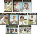 Baseball Cards:Lots, 1971 Topps Baseball Group Lot of 676. A nice start to a set, groupincludes 676 cards (667 different) from the 1971 Topps ba...