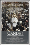 "Movie Posters:Academy Award Winner, Gandhi (Columbia, 1982). One Sheet (27"" X 41""). Academy Award Winner...."