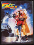 "Movie Posters:Science Fiction, Back to the Future Part II (Universal, 1989). Overall: Very Fine.Presskit (9"" X 12"") Drew Struzan Artwork, with Photos (10)..."