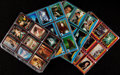 Non-Sport Cards:Sets, 1970's - 1980's Non Sports Sets (4) - Blockbuster Movies. ...