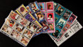 Non-Sport Cards:Sets, 1970's - 1980's Non-Sports Complete Sets (7) - Television Shows...