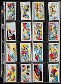 "Non-Sport Cards:Sets, 1972 Primrose Confectionery ""Superman"" Complete Set (50). ..."