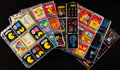 Non-Sport Cards:Sets, 1980's Non-Sports Complete Sets (7) - Popular Video Games. ...