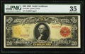 Large Size:Gold Certificates, Fr. 1180 $20 1905 Gold Certificate PMG Choice Very Fine 35...