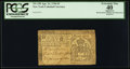 Colonial Notes:New York, New York April 21, 1760 £5 PCGS Apparent Extremely Fi...
