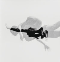 Aaron Siskind (1903-1991) Pleasures and Terrors of Levitation, 1958 Gelatin silver, printed later