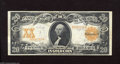 Large Size:Gold Certificates, Fr. 1182 $20 1906 Gold Certificate Very Fine. This is a not often encountered Friedberg number, with this $20 Gold once bein...
