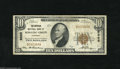 National Bank Notes:Kentucky, Bowling Green, KY - $10 1929 Ty. 2 The American NB Ch. # 9365 Withonly 21 small size notes existing on the bank, this ...