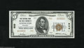 National Bank Notes:Kentucky, Lexington, KY - $5 1929 Ty. 2 First NB & TC Ch. # 906 Here is abright white, strongly embossed example from a popular ...