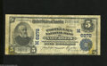 National Bank Notes:Missouri, Saint Joseph, MO - $5 1902 Plain Back Fr. 606 The Tootle-Lacy NBCh. # (M)6272 This bank was managed by the Tootle and ...