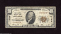 National Bank Notes:Pennsylvania, Nescopeck, PA - $10 1929 Ty. 1 The Nescopeck NB Ch. # 12159 Currently there are only 5 Small in the census, with this n...