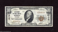 National Bank Notes:Wisconsin, Merrill, WI - $10 1929 Ty. 1 The Citizens NB Ch. # 10176 E.A. Krembs and H.H. Heineman managed this bank. This soil-fr...