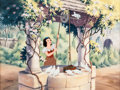 Animation Art:Limited Edition Cel, Snow White Limited Edition Sericel #46/275 (The Walt DisneyCompany, 1994)....