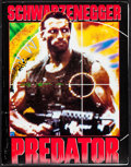 """Movie Posters:Science Fiction, Predator (20th Century Fox, 1987). Presskit (9"""" X 12"""") with Photos(10) (Approximately 8"""" X 10""""). Science Fiction.. ... (Total: 11Items)"""