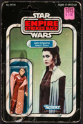 "Movie Posters:Science Fiction, The Empire Strikes Back (Kenner, 1980). Action Figure (1.5"" X 3.5"")on 31 Back Card (6"" X 9"") ""Leia Organa (Bespin Gown)."" S..."