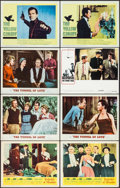 """Movie Posters:Comedy, Pocketful of Miracles & Others Lot (United Artists, 1962). Lobby Cards (12) (11"""" X 14""""), One Sheets (5) (27"""" X 41), Partial ... (Total: 18 Items)"""