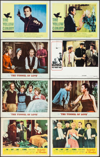 """Pocketful of Miracles & Others Lot (United Artists, 1962). Lobby Cards (12) (11"""" X 14""""), One Sheets (5..."""