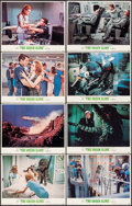 """Movie Posters:Science Fiction, The Green Slime (MGM, 1969). Lobby Card Set of 8 (11"""" X 14"""").Science Fiction.. ... (Total: 8 Items)"""