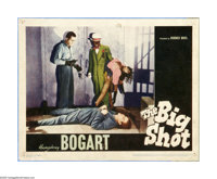 """The Big Shot (Warner Brothers, 1942). Lobby Card (11"""" X 14""""). Offered here is a vintage, theater-used lobby ca..."""