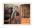 """Movie Posters:Mystery, Black Magic (Monogram, 1944). Lobby Card (11"""" X 14""""). Offered here is a vintage, theater-used lobby card for this mystery di..."""