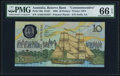 World Currency, Australia Reserve Bank of Australia $10 26.1.1988 Pick 49a.. ...