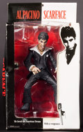 "Movie Posters:Crime, Scarface: The Enforcer, Bloody Variant (Universal/Mezco, 2004).Action Figure in Original Box (8"" X 14.5"" X 4.5"") Mike Bryan..."