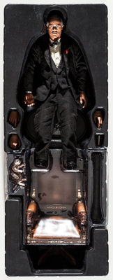 The Godfather: Don Vito Corleone (Hot Toys/Side Show Collectibles, 2009). Collectible Figurine in Original Box (9.25&quo...