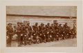 Military & Patriotic:Indian Wars, Photograph of a Company of Indian Scouts....